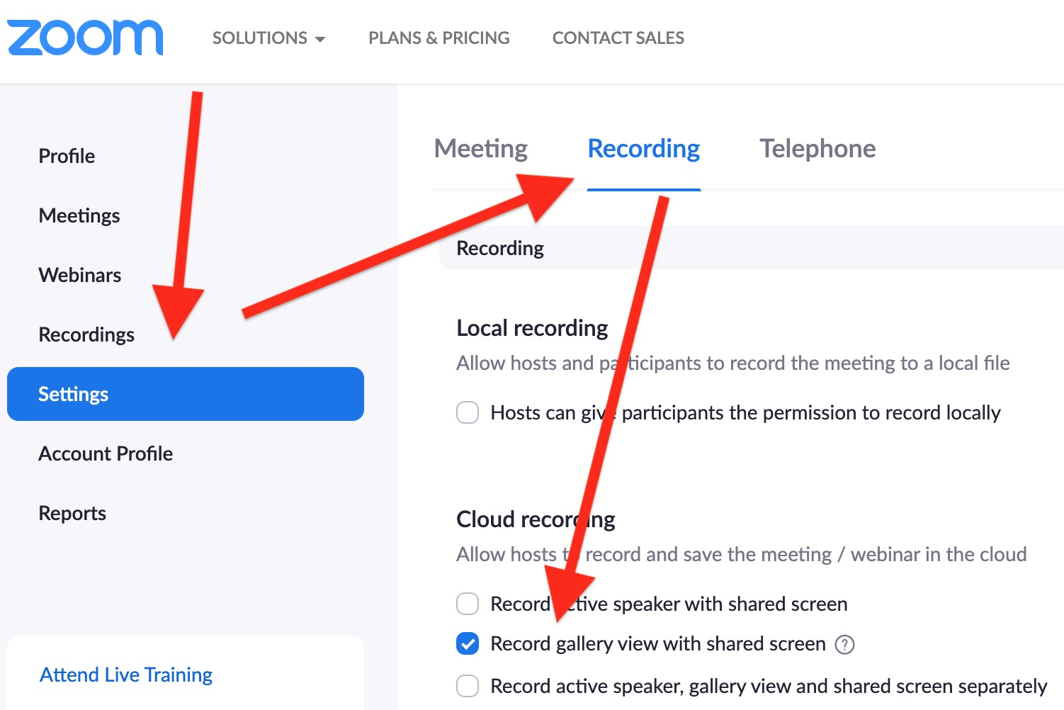 Download How To Download Zoom Video Recording From Cloud Images